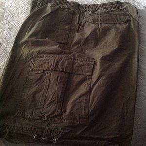 NWOT Charter Club Cargo shorts